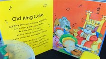 Old King Cole Nursery Rhymes Tekerleme Cantiga de roda songs kids children's rhymes mother goose chansons pour enfants anglais