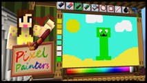 Creeper Minecraft Pixel Art Facile Ofbif 1x5zk Video