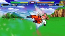 Just4Fun / Son Goku(ME) VS Kid Buu / Dragon Ball Z Shin Budokai Another Road