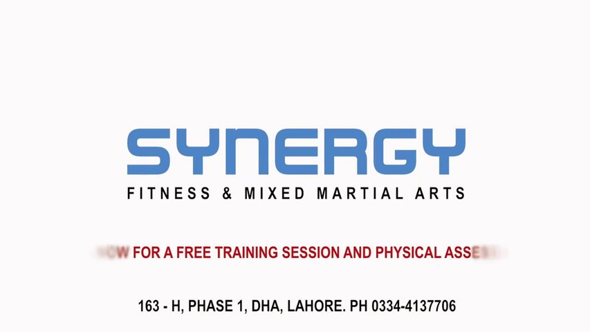 Synergy Fitness & MMA