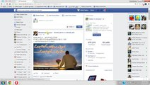 How to Unfollow any Friend on Facebook Urdu and Hindi Video Tutorial