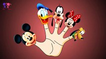 Disney Cartoon Finger Family Nursery Rhymes Children Nursery Rhymes Songs Daddy Finger Song