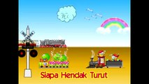 Lagu Anak Indonesia - Naik Kereta Api Tut Tut Tut - plus Lirik(1)