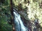 Gollinger Wasserfall (Golling Waterfall) in Austria