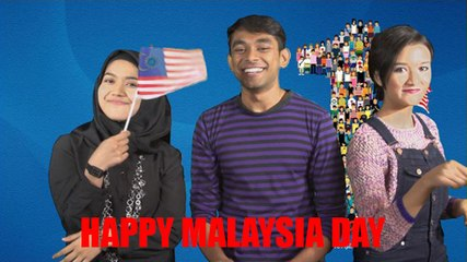Who Are Malaysians? | Happy Malaysia Day | Comedy Asia