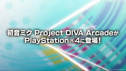 Project Diva Future Tone - PS4 Gameplay Trailer - TGS 2015 [ HD ] de Hatsune Miku : Project DIVA Future Tone