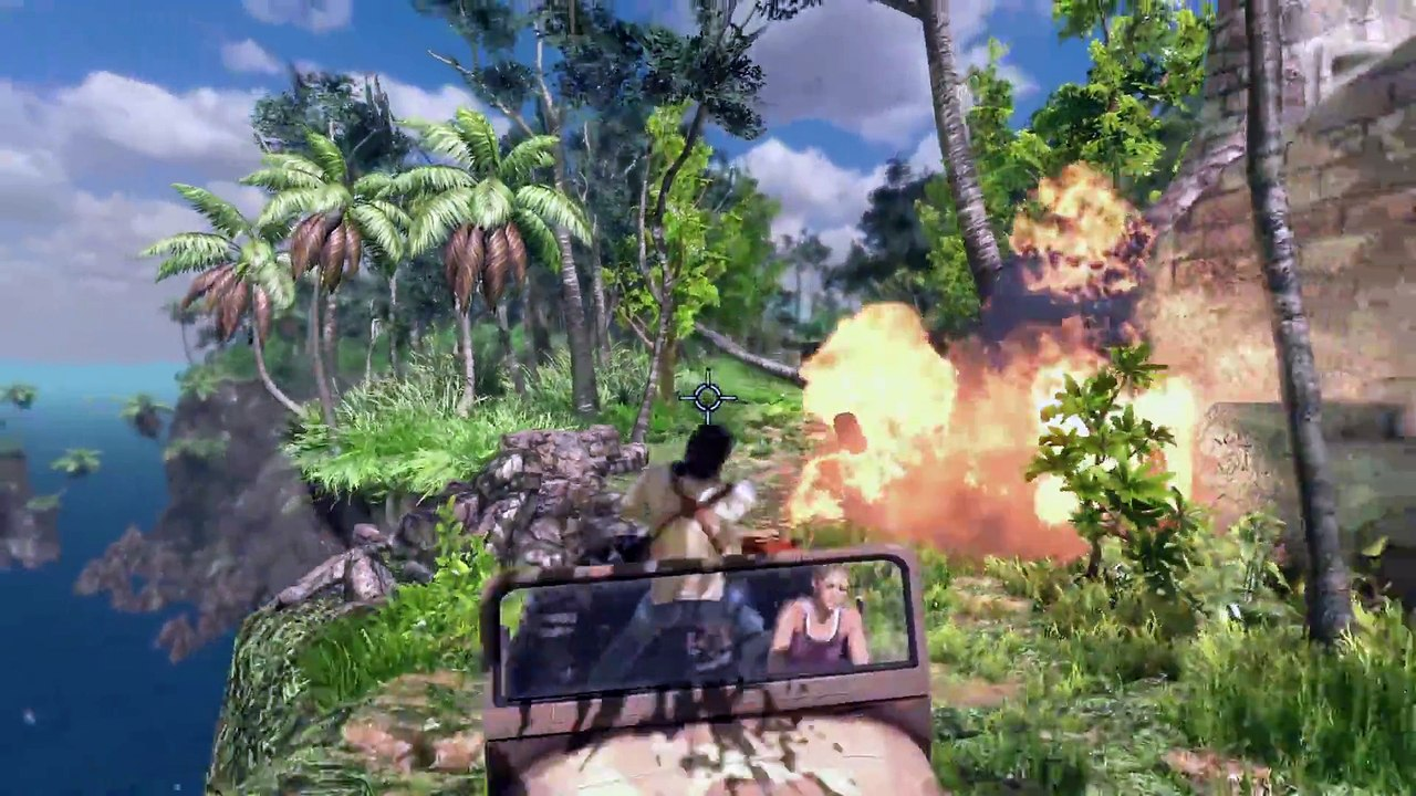 Uncharted The Nathan Drake Collection Gameplay Video Dailymotion