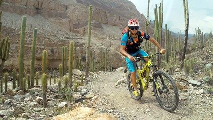 Tito's Mountain Bike Adventure In Peru | One World One Love...