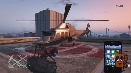 """NEW GTA 5 GLITCHES - FUNNY WEAPON ANIMATION GLITCH FOR NEXT GEN """"PATCH 1.28"""" (GTA V GAMEPLAY)"""