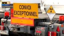 Un convoi de déchets nucléaires traverse la France, les écologistes inquiets