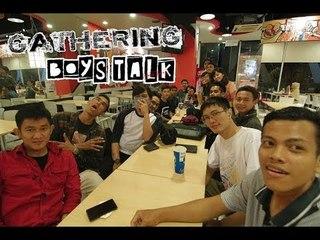 Gathering Boystalk dengan Layaria TV dan Boystalkers