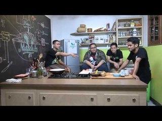 Boystalk :  Episode 12 - Main ke tempat Chef Masak.TV