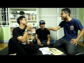 Boystalk : Episode 6 - Menggambar Sketsa