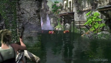 Jet Ski Gameplay (PS4) de Uncharted: The Nathan Drake Collection