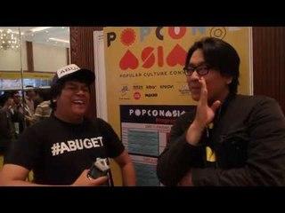 Geek Jalan-Jalan ke PopCon Asia 2013 part 1.