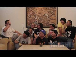 """ABUGET GAME SHOW - episode 11 """"Best Fighting Game"""" with ADVANCE GUARD"""