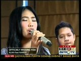 Alika ft Narest - Officially Missing You (Live at '811 Show' Metro TV) - Tamia (Cover)