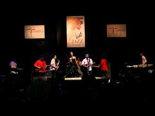 IYR feat Alika - Salam Bagi Sahabat @ Java Jazz Fest 2011