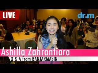 Ashilla - #AshillaQAVideo (Live QA) #EpsBanjarmasin
