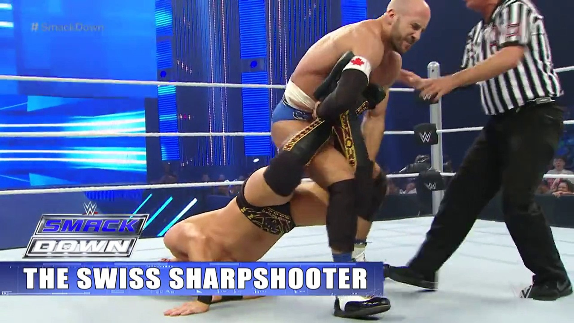 Top 10 SmackDown moments_ WWE Top 10, Sept. 10, 2015