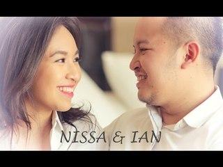 Cinematic Wedding Clip : Nissa & Ian