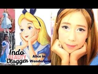Alice in Wonderland Makeup Tutorial (IBV Disney Collab)