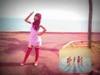 ℃-ute - 『桃色スパークリング』Momoiro Sparkling (Dance Cover by Naomi Ritsuka)