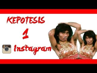 Kepotesis Kasus 1 - Instagram