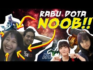 "Rabu Dota Noob - Eps 2 ""Luna Tanker"" (with CyllaChan, Donna Visca, Crestfall)"