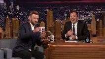 Justin Timberlake plongé dans Inception avec le mug de Jimmy Fallon - Tonight Show du 09/09, sur MCM !