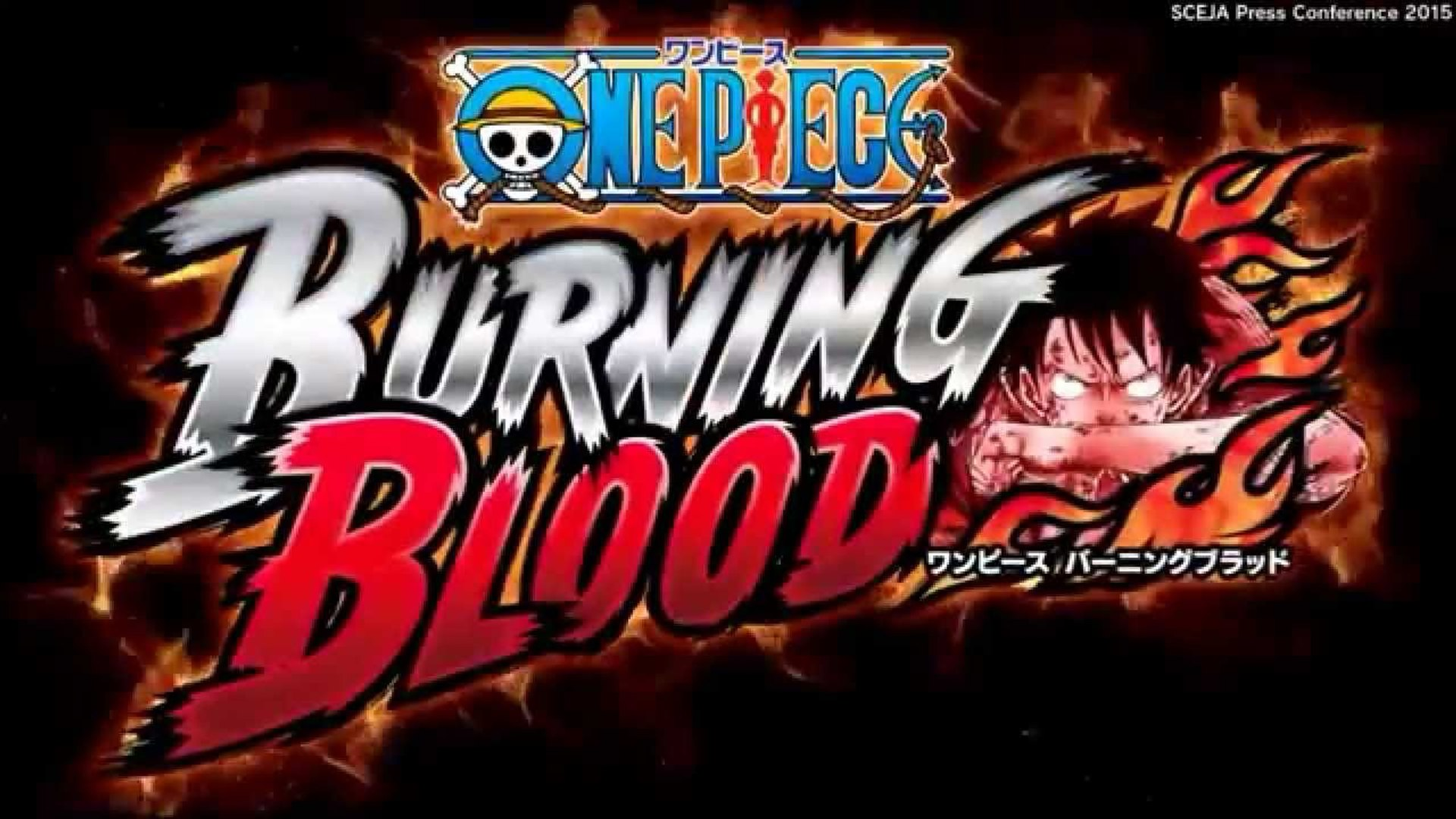 One Piece: Burning Blood - 1st Official Trailer (PS4) (Storm Style Game)