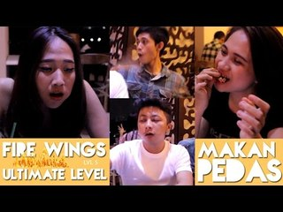FIRE WINGS LEVEL 5 (Ultimate): HOTNESS CHALLENGE