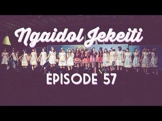 NGAIDOL JEKEITI Eps. 57 - JKT48 Flying Get Handshake Event