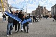 Souvenirs de supporters aux Pays-Bas