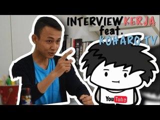 Interview Kerja [ feat. Koharo TV ] - Apa yang bisa kamu berikan untuk perusahaan kami?