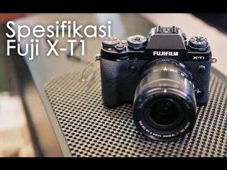 Spesifikasi Fujifilm X-T1