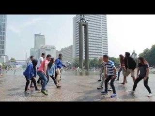 Koharo Dance #JOFIE at Bundaran HI