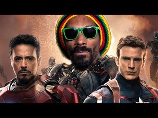 SNOOP DOGG IS THE NEW AVENGER