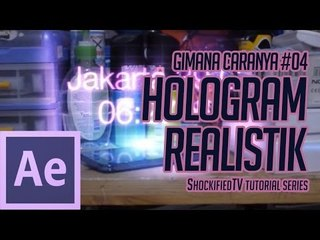 GIMANA CARANYA - HOLOGRAM REALISTIK!