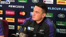 Rugby / Coupe du monde : la Nouvelle-Zélande se prépare à affronter l'Argentine