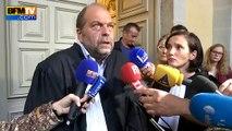 """Meurtre de sa fille handicapée: l'avocat Dupond-Moretti demande """"un acquittement au bénéfice du cœur"""""""