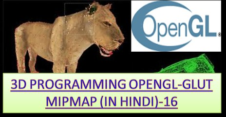 OPENGL VIDEO TUTORIALS (IN HINDI) by Learn Computer Science in an
