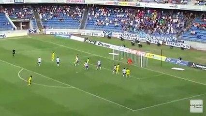 j.4 liga adelante 15/16 tenerife 0-oviedo 2 - Vídeos de Los partidos del Real Oviedo