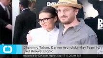 Channing Tatum, Darren Aronofsky May Team for Evel Knievel Biopic