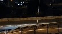 Brésil : lors d'un carjacking, un automobiliste percute de plein fouet l'un des voleurs!