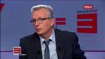 """Pierre Laurent : """"Le temps de travail est dans le collimateur de la réforme du code du travail"""""""