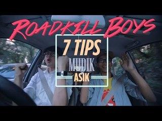 #7TTD Kala Terkena Kemacetan Mudik ala Roadkill Boys