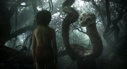 The Jungle Book Official Trailer