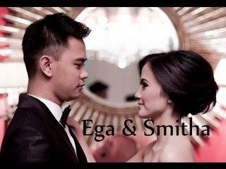 Ega & Smitha - Cinematic Wedding Clip (Same Day Edit)