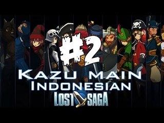 Hoki Everywhere - Lost Saga Indonesia #part 2